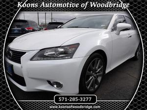 2015 Lexus GS 350 for Sale in Woodbridge, VA
