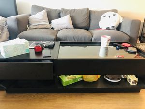Coffee table and sofa (can sell separately) for Sale in Washington, DC
