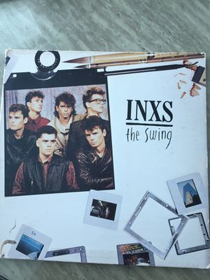 Inxs the swing 2 vynil récords for Sale in Miami, FL