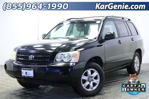 2003 Toyota Highlander for Sale in Montclair, CA