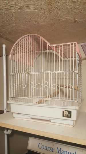 Bird Cage good condition for $10 for Sale in Chicago, IL