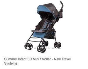 3D mini stroller for Sale in Montebello, CA