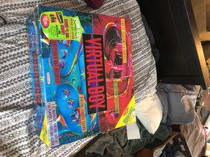 Nintendo Virtual Boy! Everything but a controller! for Sale in Orlando, FL