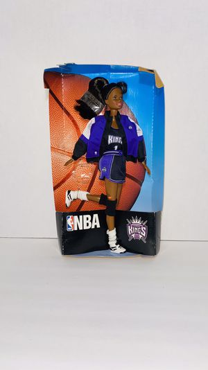 Vintage Sacramento Kings BARBIE.... for Sale in Stockton, CA