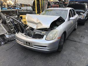 2003 Infiniti g35 sedan parting out for Sale in Santa Ana, CA