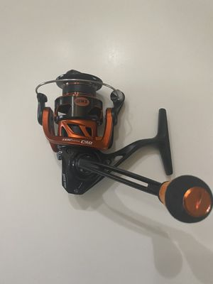 Lew's Mach Crush Speed Spin spinning fishing reel MCR-200 for Sale in Arcadia, TX