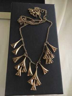 JCrew necklace - long chain for Sale in Alexandria, VA