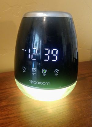 Sparoom Diffuser / Clock / Light for Sale in South Fork, CO