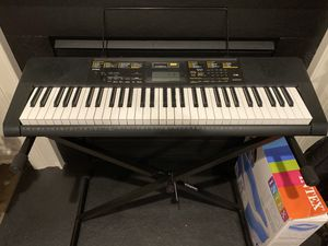 Piano keyboards + frame for Sale in Knightdale, NC
