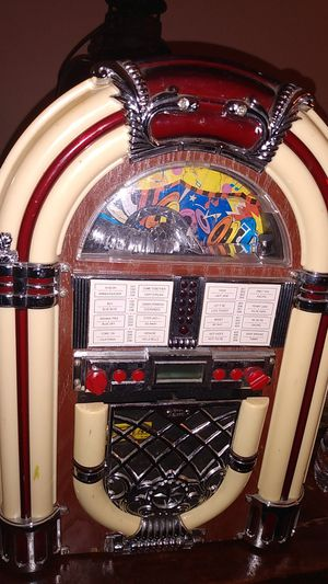 Retro jukebox CD FM radio for Sale in San Diego, CA