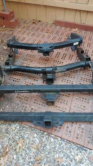 4 heavy duty trailer hitches for Sale in Colfax, CA