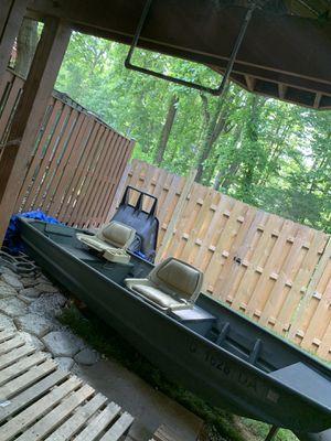 12ft alumacraft jon boat for Sale in Silver Spring, MD