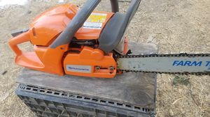 Chain saw for Sale in Porterville, CA