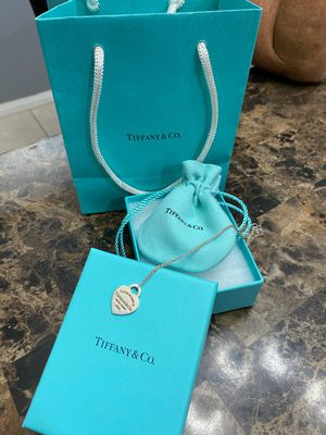 Tiffany & Co. Necklace for Sale in Tomball, TX