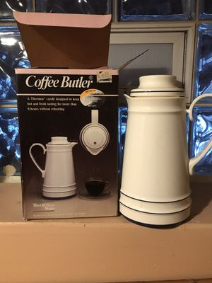 Coffee Butler for Sale in North Versailles, PA