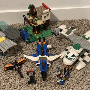 Legos. Can Be Used For Parts, Rebuilt, Or Played With for Sale in Puyallup, WA