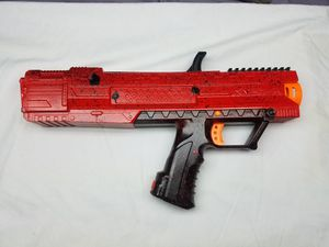 Used, Nerf Rival Apollo XV-700 (RED) Custom Painted for Sale for sale  West Palm Beach, FL