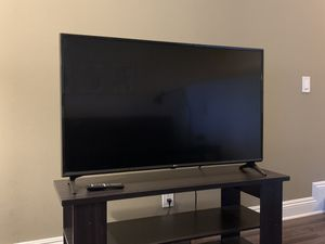 """LG 4K smart TV (49"""") for Sale in Los Angeles, CA"""