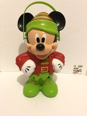 Mickey Mouse popcorn holder for Sale in Fresno, CA