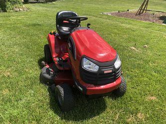 "Craftsman riding mower 42"" 24 hp v twin great condition not husqvarna John Deere for Sale in Ashburn,  VA"