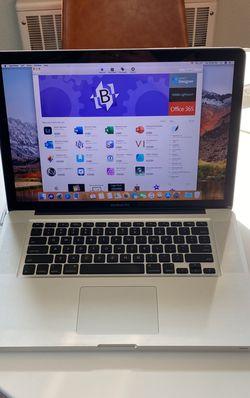 2010 MacBook Pro 15-inch 8GB RAM, 500GB HD for Sale in Spokane,  WA