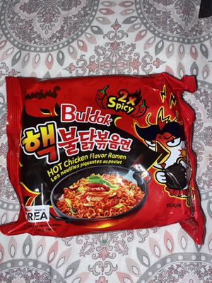 Nuclear fire noodles for Sale in Fort Worth, TX