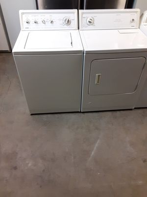 Washer and dryer gas dryer Kenmore for Sale in Long Beach, CA