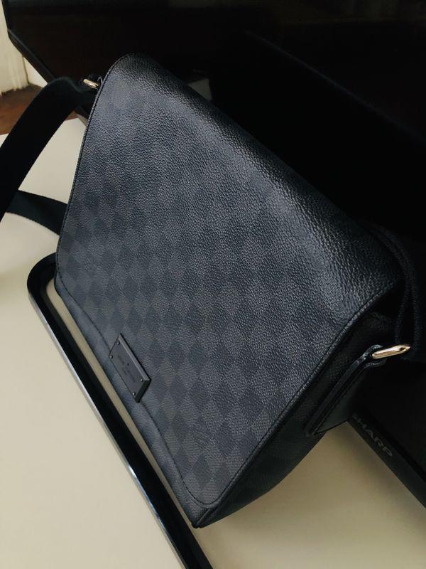 Brand New Louis Vuitton District PM