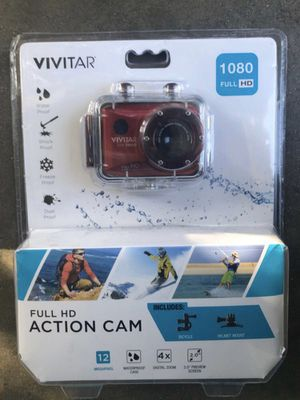 Vivitar Full HD Action CAM 📸{NEW}‼️ for Sale in Los Angeles, CA