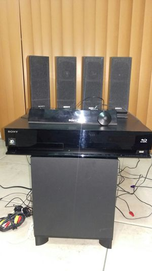 Blu-Ray Disc/DVD Home theatre System for Sale in Hialeah, FL