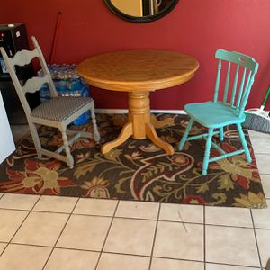 Kitchen table along with Chairs for Sale in Porterville, CA