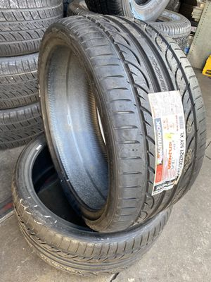 275/30r21 hankook Tires (2 for $99) for Sale in Ontario, CA