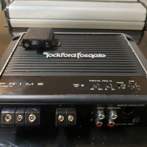 Rockford Fosgate 500 Watt Amp for Sale in Beaverton, OR