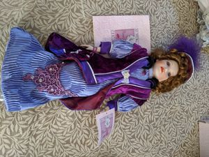 Princess house collectible doll for Sale in La Mesa, CA