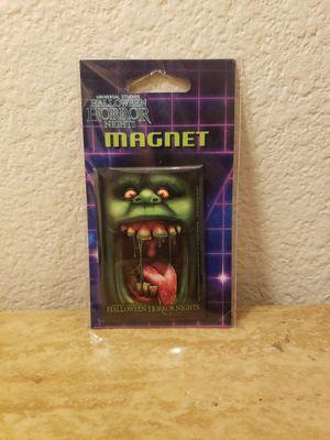 Halloween Horror Nights Magnet HHN 29 2019 Ghostbusters Slimer for Sale in Los Angeles, CA