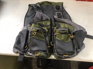 Fishing vest for Sale in Jefferson City, MO
