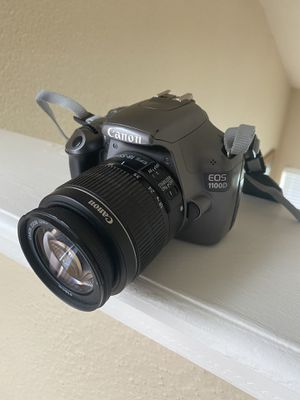 Canon EOS 1100D 📷 for Sale in Houston, TX