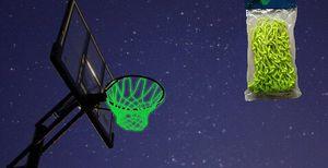 New heavy duty glow in the dark basketball net for Sale in Orlando, FL