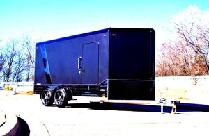 Price$1000 CARGO Trailer Black for Sale in Torrance, CA