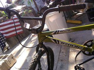 Redline bmx bike army greem for Sale in Wichita, KS