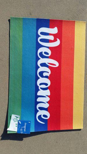 Welcome Door Mat for Sale in Fresno, CA