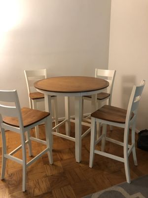 High Rise Kitchen Table for Sale in Washington, DC