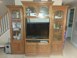 Entertainment center for Sale in Beulaville, NC