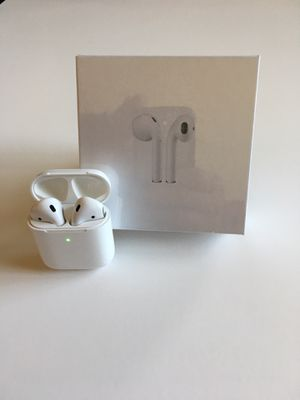 BLUETOOTH i200 AIR PODS, EARPHONES, EARBUDS (BRAND NEW IN SEALED BOX) COMPATIBLE WITH APPLE iPHONE & ANDROID for Sale in Lewisville, TX