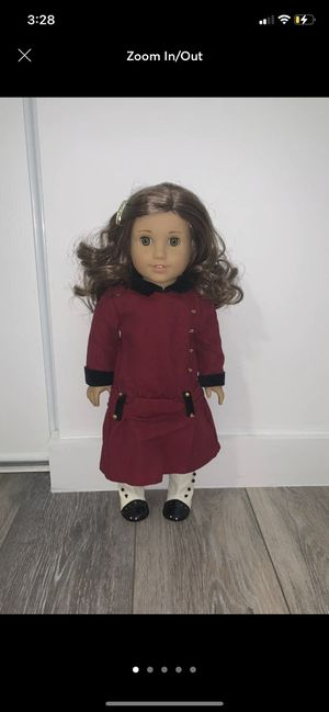 Rebecca American Girl Doll and Book for Sale in Tamarac, FL