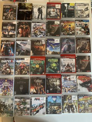 Playstation 3 Ps3 games for Sale in Tampa, FL