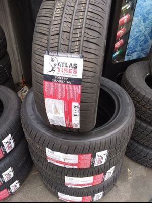 215/55R17 ATLAS for Sale in El Monte, CA