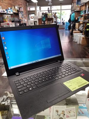 Lenovo Ideapad 110-15ACL Laptop Quad Core 8GB RAM 240GB SSD DVD-RW Windows 10 Radeon R4 Graphics for Sale in Medina, OH