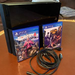 PS4 & 2 Games for Sale in Hialeah, FL