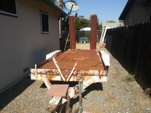 Utility trailer / car hauler for Sale in Stockton, CA
